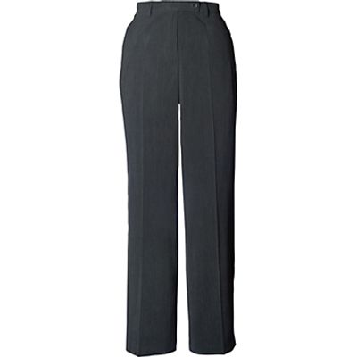 Chesca Zip Pocket Trousers, Charcoal