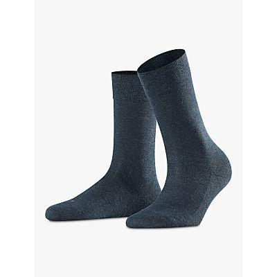 4004758190590 | Falke London Sensitive Ankle Socks  Navy Store