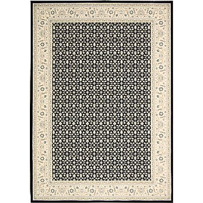 John Lewis Persian Empire Rug  Black