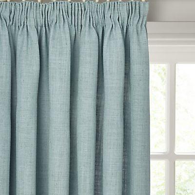 20981372 | John Lewis Linen Blend Lined Pencil Pleat Curtains Store
