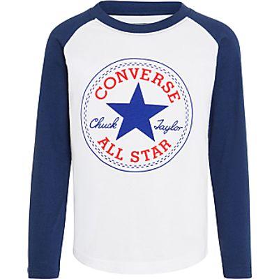 617847004452 | Converse Boys  Chuck Patch Raglan Store