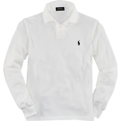 3611587122138 | Polo Ralph Lauren Long Sleeve Polo Shirt Store