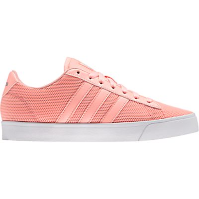 Adidas Neo Cloudfoam Daily Women's Trainers, Coral