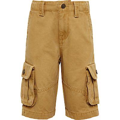 John Lewis Boys' Core Cargo Shorts