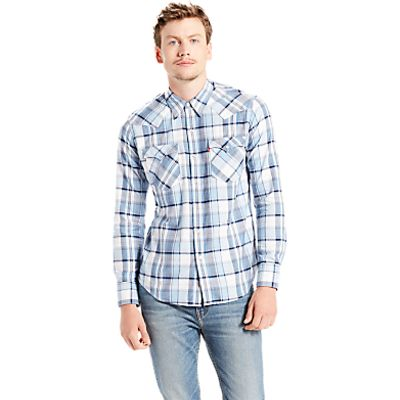Levi's Barstow Western Check Shirt