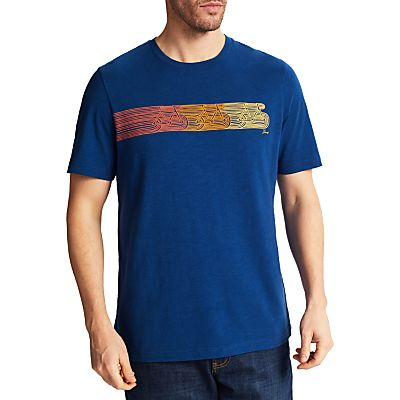 John Lewis Ombre Bike Graphic T-Shirt
