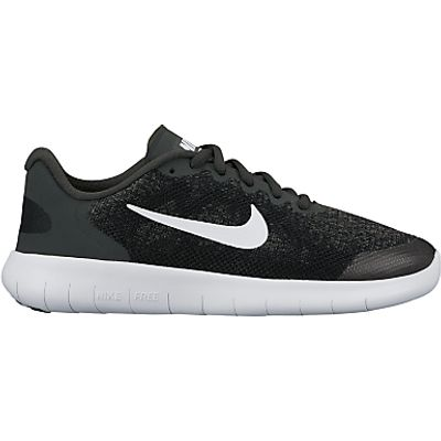 0886916164971 | Nike Children s Free Run 2 Lace Up Trainers  White Store