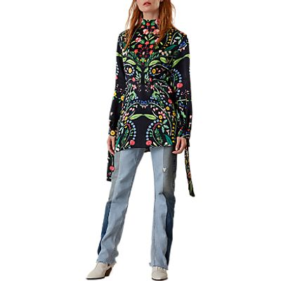 5056041940565   Finery Hampden Hungarian Floral Tunic Top  Multi Store