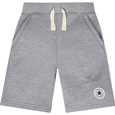 Converse Boys' French Terry Chuck Patch Shorts