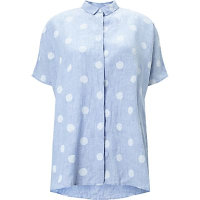190375316131 | Barbour Heritage Polka Dot Shirt Store