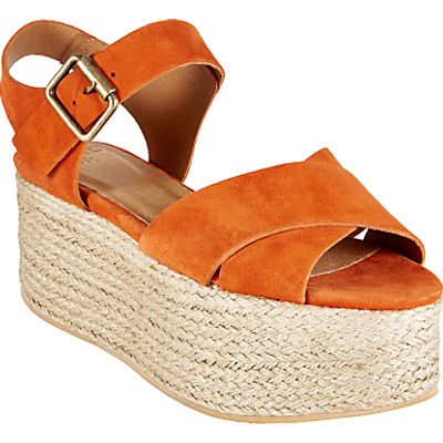 AND/OR Iaera Flatform Sandals