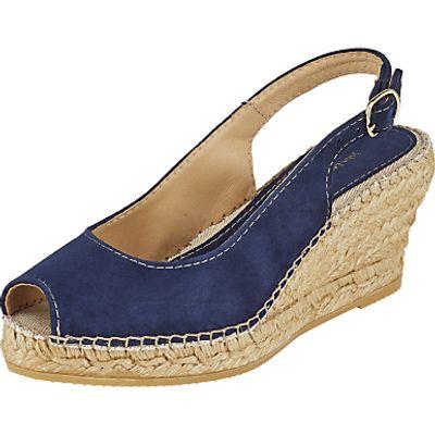 John Lewis Kami Peep Toe Wedge Heeled Sandals