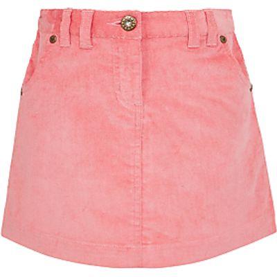 John Lewis Girls' Corduroy Skirt