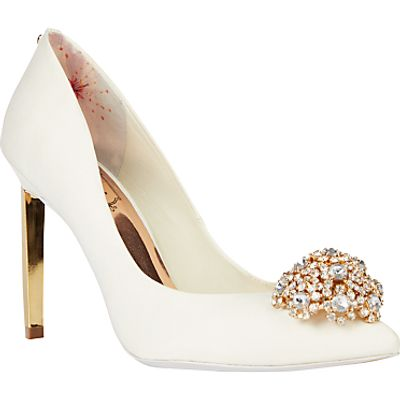 Ted Baker Tie the Knot Peetch Court Shoes