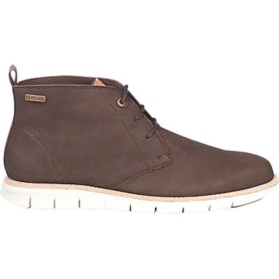 Barbour Burghley Leather Chukka Boots
