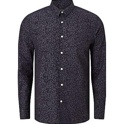 J. Lindeberg Daniel Refine Denim Shirt, Mid Blue