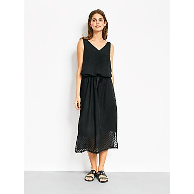 hush Rosalind Dress, Black