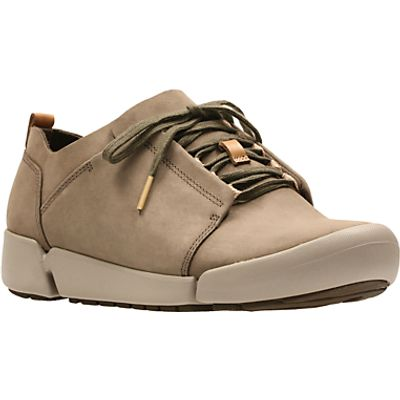 Clarks Tri Bella Lace Up Trainers