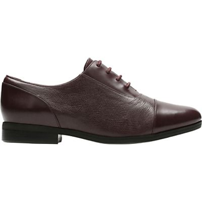 Clarks Tilmont Ivy Lace Up Brogues