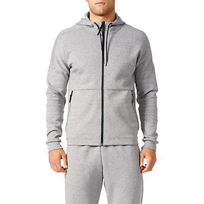 Adidas ID Stadium Hoodie Jacket, Grey