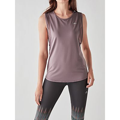 ONLY PLAY Malica Training Top, Moonscape