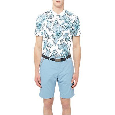 Ted Baker Golf Golfshr Checked Shorts
