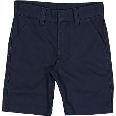 Polarn O. Pyret Children's Chino Shorts, Blue