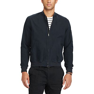 Polo Ralph Lauren Zip Jacket, Polo Black