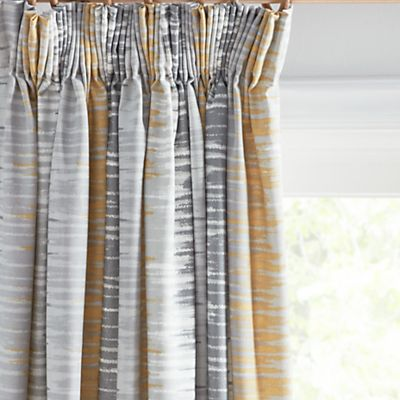 23450073 | John Lewis Ikat Lined Pencil Pleat Curtains Store