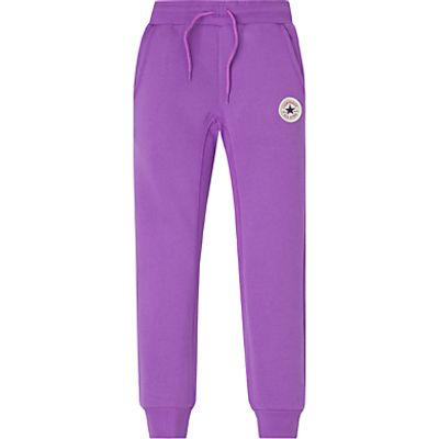 Converse Girls' Joggers, Violet