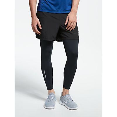 Nike Power Tech Running Tights, Black