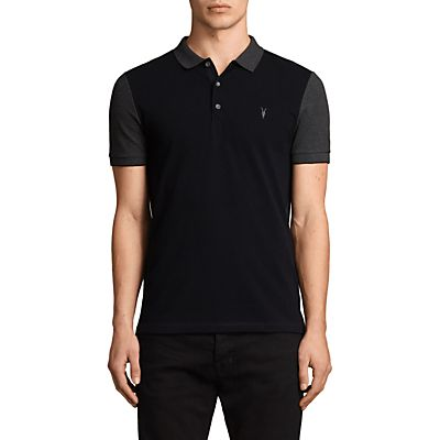 AllSaints Wentworth Polo Top