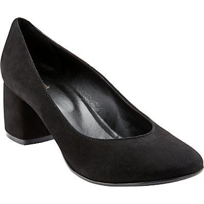 John Lewis Anya Block Heeled Court Shoes