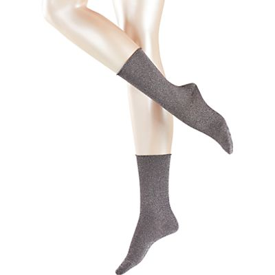 Falke Cotton Touch Ankle Socks, Anthracite