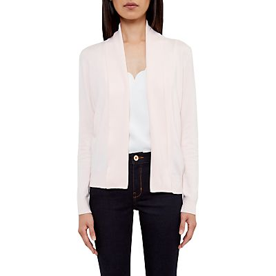 Ted Baker Painted Posie Wrap, Baby Pink