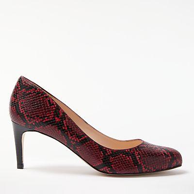 John Lewis Arna Stiletto Heeled Court Shoes