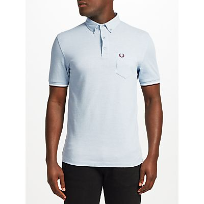 Fred Perry Oxford Pique Polo Shirt