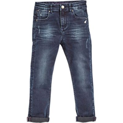 5056044836124 | Angel   Rocket Boys  Branded Basic Jeans  Blue Store