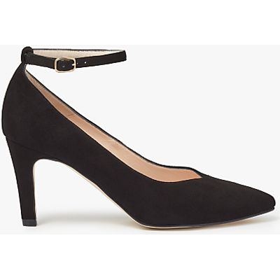 John Lewis Bessie Ankle Strap Court Shoes