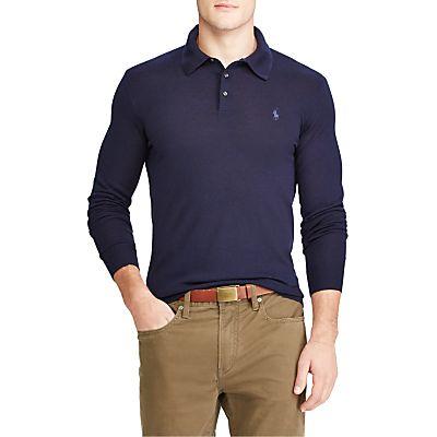 Polo Ralph Lauren Knit Long Sleeve Polo Jumper