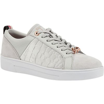 Ted Baker Kulei Bow Lace Up Trainers
