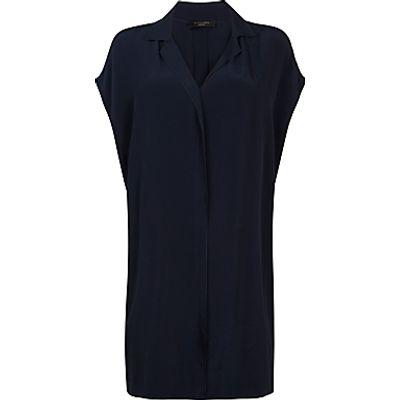 AllSaints Via Dress, Mystic Blue