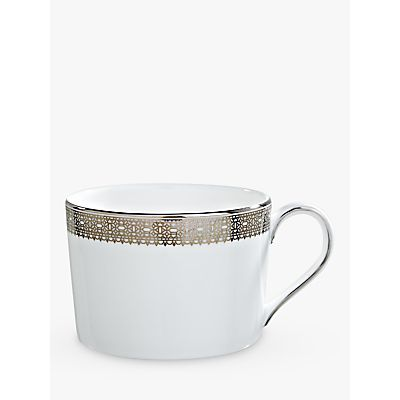 032677958681 | Vera Wang for Wedgwood Lace Platinum Tea Cup Store
