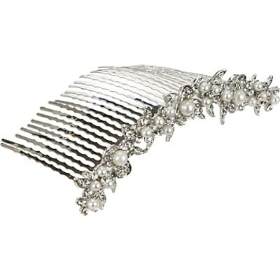 27590690 | John Lewis Row Of Pearls Hair Comb Store