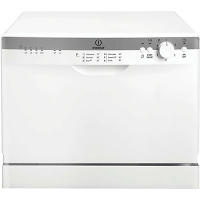 8007842752977 | Indesit ICD661 dishwashers table top  in White Store