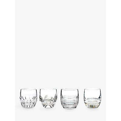024258514164 | Waterford Crystal Mixology Tumblers  Set of 4  Clear Store