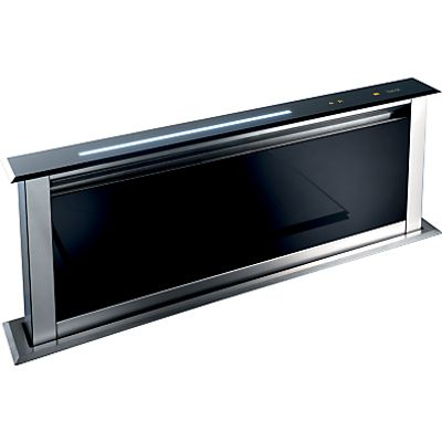 5060089358848 | Britannia Best Lift HOOD BE LI 90 GL Downdraft Extractor Hood   Black