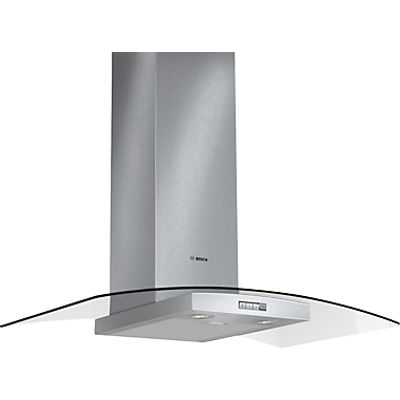 4242002776163 | Bosch DWA094W51B Glass Canopy Chimney Cooker Hood   W  900mm Store