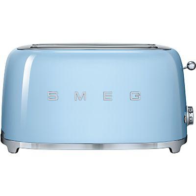 8017709190965 | Smeg TSF02 4 Slice 2 Slot Toaster Store