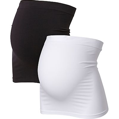 5712613840571 | Mamalicious Cara Cotton Bump Band  Pack of 2  Black White Store